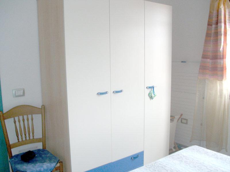 Armadio camera matrimoniale - Appartamento Vista Mare