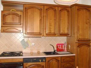 Cucina Arredata - Appartamento Vista Mare