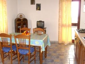 Cucina Abitabile - Appartamento Vista Mare