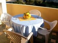 Veranda Coperta - Appartamento Sole Mare
