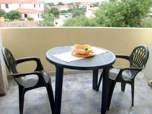 Veranda coperta con Vista Mare - Appartamento Vista Mare